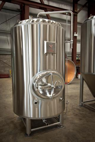 Marks Design and Metalworks - custom stainless steel brite tanks