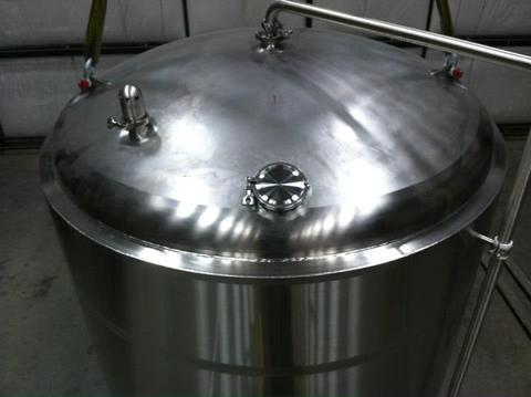 Marks Design and Metalworks - 200 bbl fermenter and other American made brewing equipment