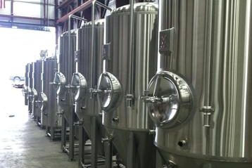 Stainless Steel tanks for the Cider Industry