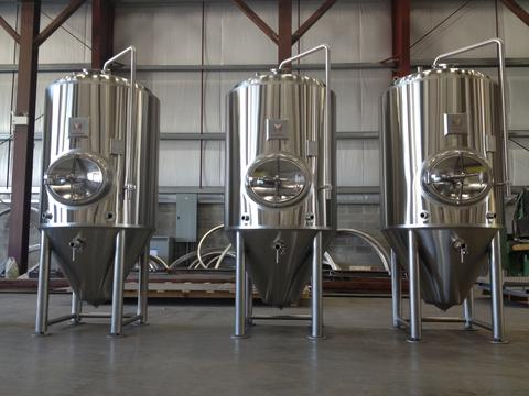 Marks Design and Metalworks - custom brewery tanks