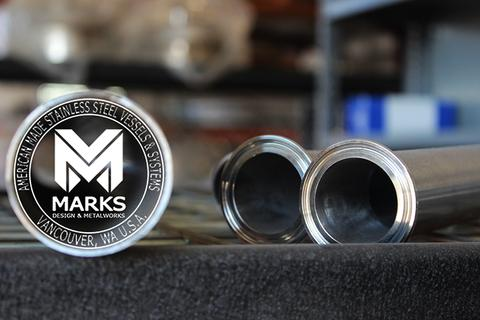 Marks Design & Metalworks - stainless steel tanks for American brewhouses