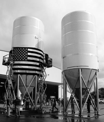 Marks Design and Metalworks - American made brew systems