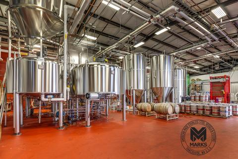 Marks Design and Metalworks is proud to be supplying American made brewhouses with American made brewing equipment