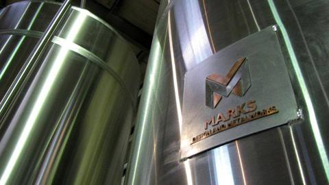 Marks Design and Metalworks - American made Brew Tanks and Brewing Systems