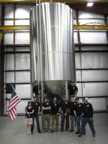 Marks Design and Metalworks - custom brew tanks for American made brewhouses