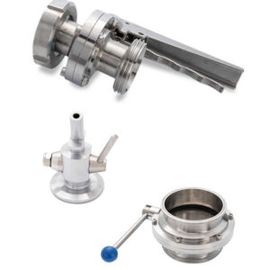 Sanitary Valves and Accessories